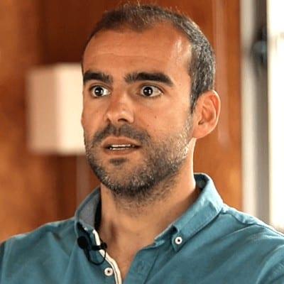 Filipe Alves, empreendedor social